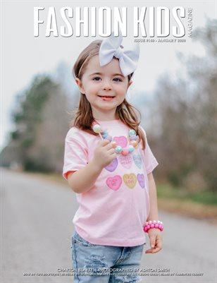 Fashion Kids Magazine | Issue #160