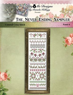 The Never Ending Sampler Panel 4