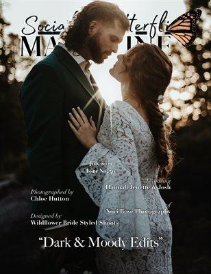 Issue No. 50 - Dark & Moody Edits - Social Shutterfli Magazine