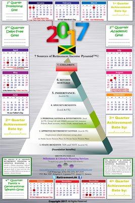 M&LPS 2017 Calendar