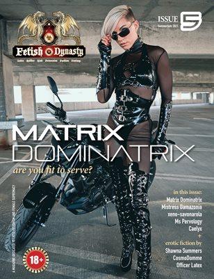 Fetish Dynasty Magazine Issue 5