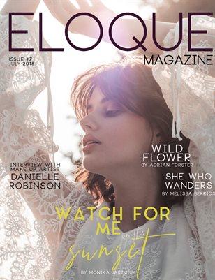 ELOQUE magazine Issue #7 July 2018