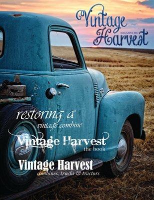 Vintage Harvest Magazine 2014