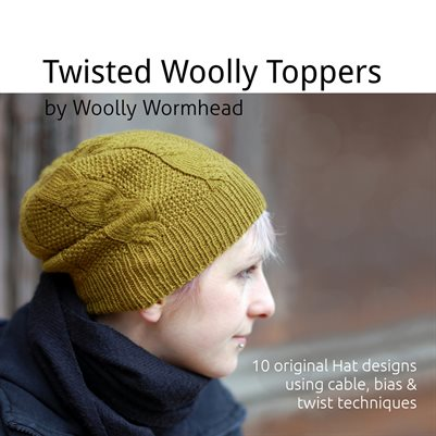 Twisted Woolly Toppers