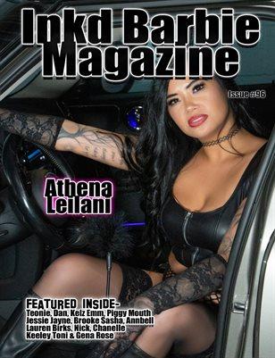 Inkd Barbie Magazine Issue #96 - Athena Leilani