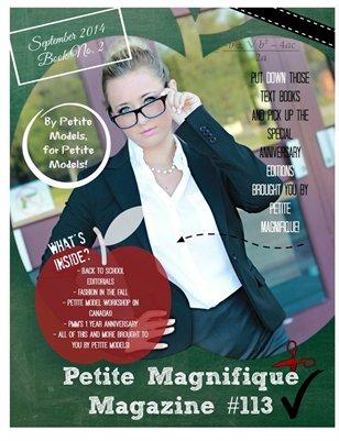 Petite Magnifique September Edition #113