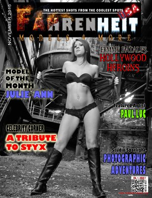 Fahrenheit USA Vol.1 Issue 7