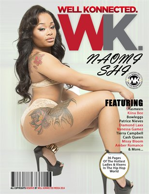 WK Digital Naomi Cover