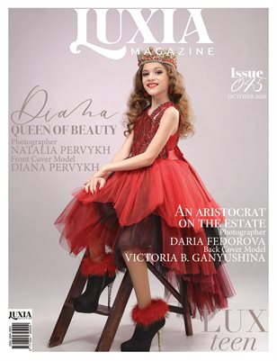 October 2020, Lux Teen, Issue 45