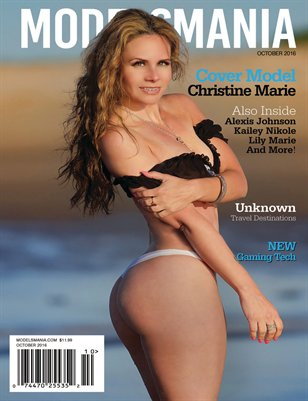 MODELSMANIA OCTOBER 2016-CHRISTINE MARIE