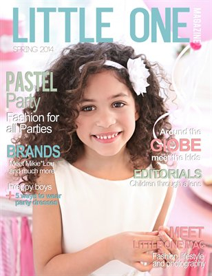 Little One Magazine: Issue 1