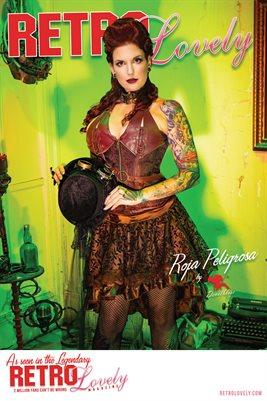 Cover Poster - Roja Peligrosa