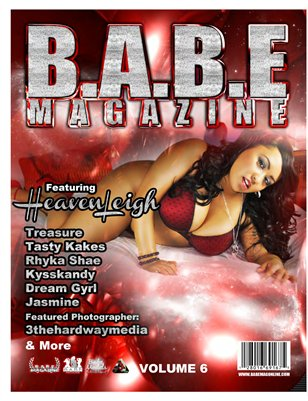 BABEMAGAZINE/3THEHARDWAYMEDIA ISSUE