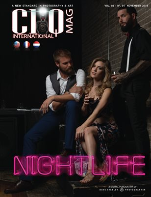 CliQ Mag International - November 2018