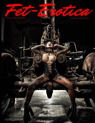 Fet-Erotica Issue 40 - Fetish Collection