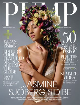 PUMP Magazine | The Ultimate Fashion Issue | Vol.5 | May 2021