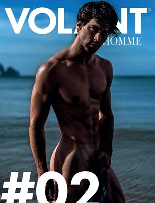 VOLANT Homme - #02 Nude | Cover 3