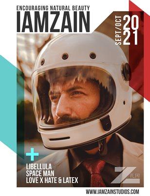 I Am Zain: Photography Issue September/October 2021