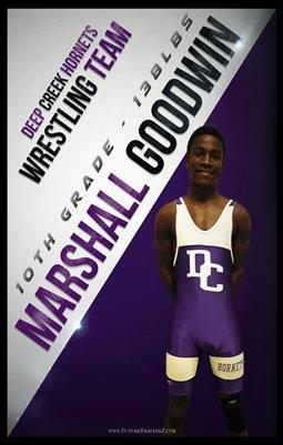 Marshall Goodwin DC 5x8 prints #1