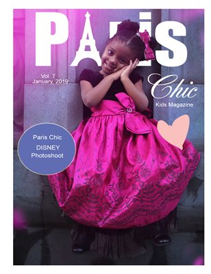 Paris Chic Kids Magazine January 3