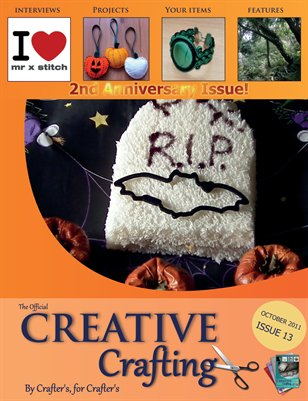 Creative Crafting October 2011