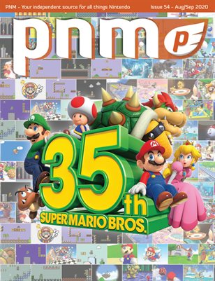 Pure Nintendo Magazine (PNM) Issue 54