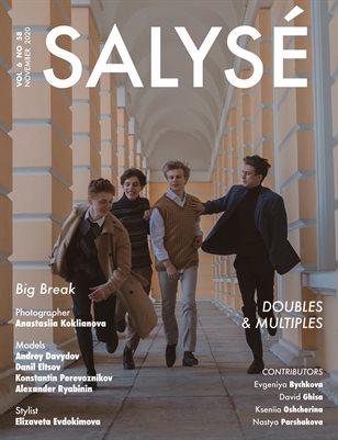 SALYSÉ Magazine | Vol 6 No 58 | NOVEMBER 2020 |