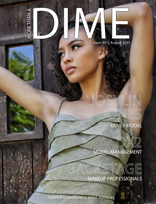 MORE THAN A DIME ISSUE 09 - AUGUST 2021