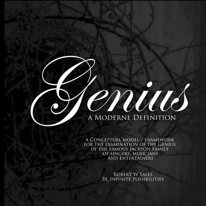 GENIUS: A MODERNE DEFINITION
