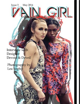 vain girl issue 3