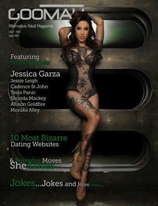 Goomah Magazine - Sept 2013 - Cover 1