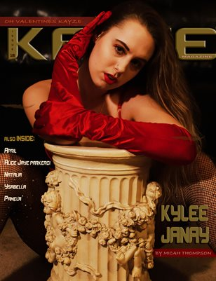 Kayze Magazine issue 16 (kylee janay)