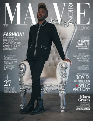 MALVIE Magazine NOIR Spécial Édition Vol. 27 February 2021