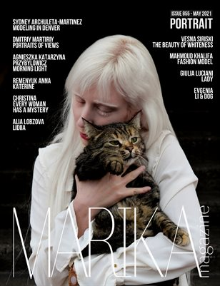 MARIKA MAGAZINE PORTRAIT (ISSUE 855 - MAY)