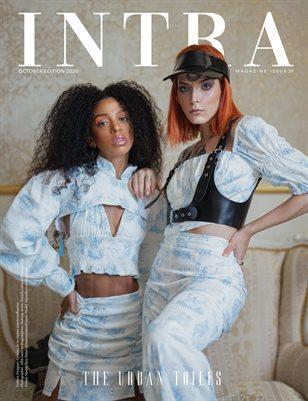 Issue 39 | October | Cover 1- Gemma de los Santos