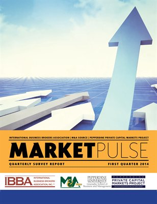 Market Pulse Survey Report - First Quarter 2014