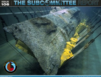 SubCommittee Report #106 September 2016