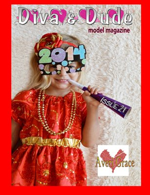 Diva & Dude Model Magazine Issue 21