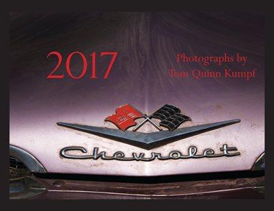 2017 Calendar Tom Quinn Kumpf
