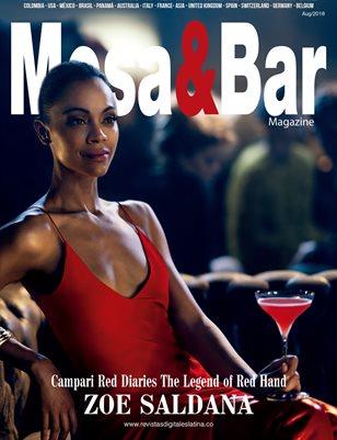 MESA&BAR Magazine - Aug/2018 - #8