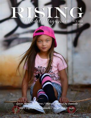 Rising Model Magazine Issue #98