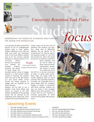 Student Focus 4th issue