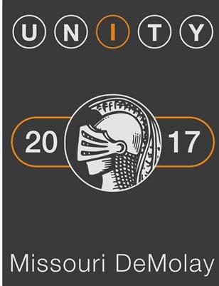 Missouri DeMolay   2017 Yearbook