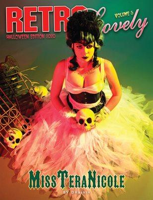 Halloween 2020 - VOL 5 – MissTeraNicole Cover