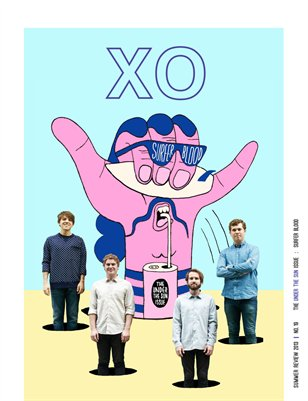 XO No. 19 | The Under the Sun Issue : Surfer Blood