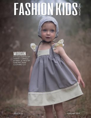 Fashion Kids Magazine | Issue #116