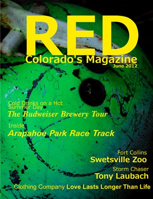 RED:Colorado's Magazine (June 2012)