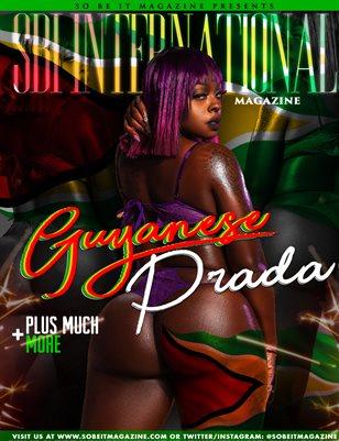SBI INTERNATIONAL ISSUE 1 (GUYANESE PRADA)