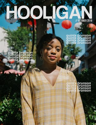 Hooligan Mag Issue #26