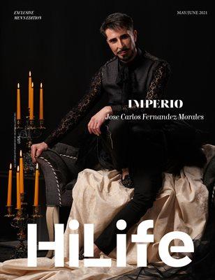 HiLife Magazine Men's May/June 2021(Edition-01)